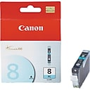 Canon CLI-8 Photo Cyan Standard Yield Ink Cartridge (0624B002AA)