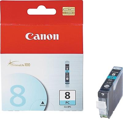 Canon CLI-8PC Photo Cyan Ink Cartridge (0624B002)