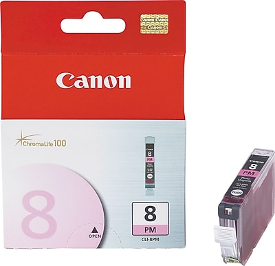 Canon CLI-8PM Photo Magenta Ink Cartridge (0625B002)