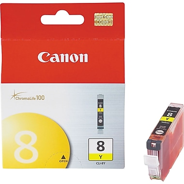 Canon CLI-8Y Yellow Ink Cartridge (0623B002)
