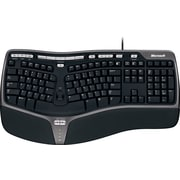 Microsoft® Natural Ergonomic Keyboard 4000, English