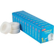 Staples® Invisible Tape Refill Rolls, 36 Yard Rolls