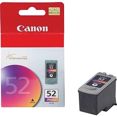 CanonMD – Cartouche d'encre photo CL-52 (0619B002AA)