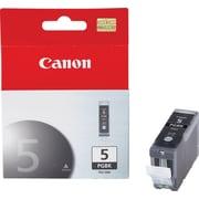 Canon® – Réservoir d'encre PGI-5BK, pigment noir (628B002AA)