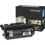 Lexmark T644 Black Toner Cartridge (64415XA), Extra High Yield Return Program