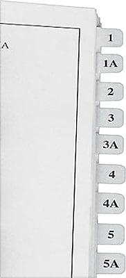 Redi-Tag® Laser Index Tabs, 7/16