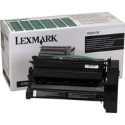 Lexmark 15G042K Black Return Program Toner Cartridge, High Yield