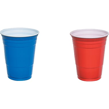 SOLO® Plastic Cold Party Cups