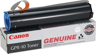 Canon GPR-10 Black Toner Cartridge (7814A003AA)