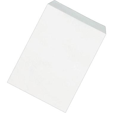 Quality Park - Enveloppes blanches pour catalogue 9 x 12 po, bte/100 - Peel & Seal