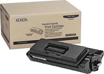 Xerox® (621314) Black Toner Cartridge, 6,000 Page-Yield