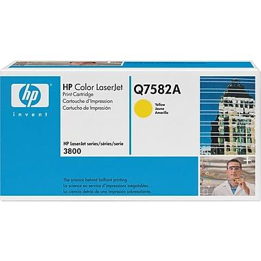 HP 503A (Q7582A) Cartouche de toner HP LaserJet jaune d'origine