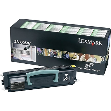 Lexmark 23800SW Black Toner Cartridge (23800SW)