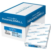 "Hammermill® Fore® 102905 3-Hole Punched Multipurpose Paper, Blue, 8 1/2""(W) x 11""(L), 500/Ream"