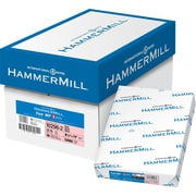 "Hammermill® Fore® 10296-2 Multipurpose Paper, Pink, 8 1/2""(W) x 11""(L), 500/Ream"