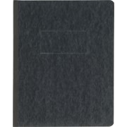 "Oxford® PressGuard® Report Cover with Fastener, 8 1/2"" x 11"", Black"