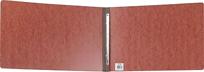 Oxford® Pressboard Report Cover with Fastener, 17