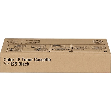 Ricoh Type 125B Black Toner Cartridge (400963)