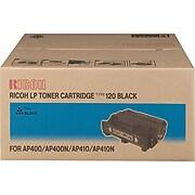 Ricoh 400942 Black Standard Yield Toner Cartridge