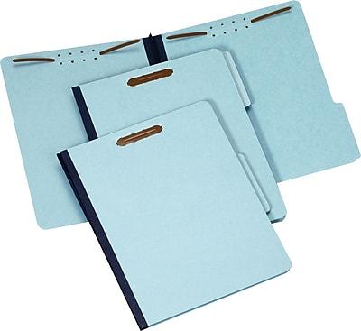 Staples Pressboard Fastener Folders, Letter, 1