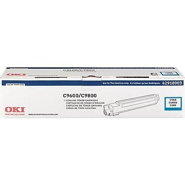 OKI® 42918903 Cyan Toner Cartridge
