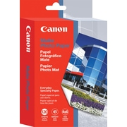 "Canon® Matte Photo Paper, 4"" x 6"", 120-Sheets"
