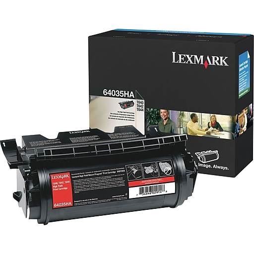lexmark t640 owners manual