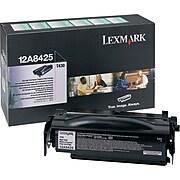 Lexmark 12A8425 Black High Yield Toner Cartridge