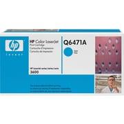 HP 502A Cyan Toner Cartridge (Q6471A)