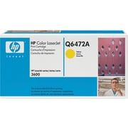 HP 502A Yellow Toner Cartridge (Q6472A)