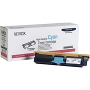 Xerox Phaser 6120/6115Mfp Cyan Toner Cartridge (113R00693), High Yield