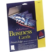Avery® Print-to-the-Edge Color Laser Business Cards