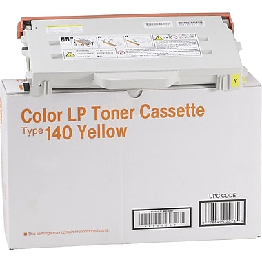 Ricoh 402073 Yellow Toner Cartridge
