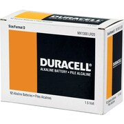 Duracella CopperTopa D Batteries, 12Ct