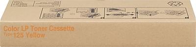Ricoh Type 125Y Yellow Toner Cartridge (400981)