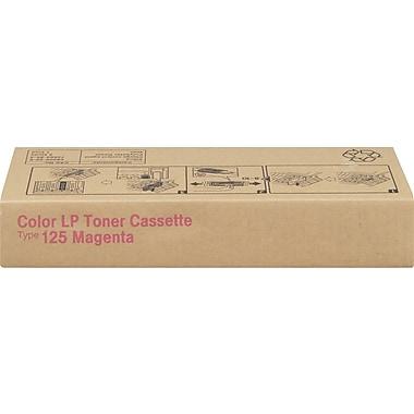 Ricoh Type 125M Magenta Toner Cartridge (400975)