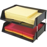 Deflect-o® Industrial Tray™ Side-Load Stacking Trays