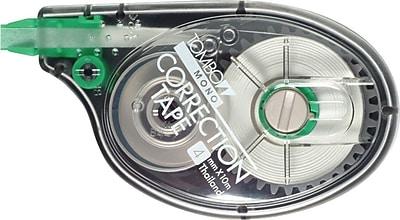 Tombow Mono Correction Tape, White, 4 Pack