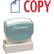 "Xstamper® 2-Color Title Stamps, ""COPY"""