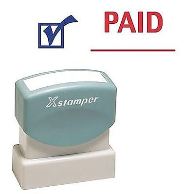 Xstamper® 2-Color Title Stamps,