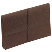 """Smead Expanding Leather-Like Wallets, 5 1/4"""" Expansion, 15"""" x 10"""" (SMD-71376)"""