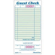 Rediform Guest Checks, Paper, 50 Sheets/Pack (RED5F740)