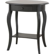 Carolina Cottage Martha Table, Antique Black