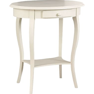 Carolina Cottage Martha Table, Antique Ivory