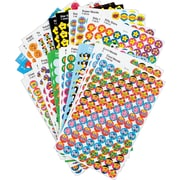 TREND superSpots and superShapes Sticker Packs, Awesome Assortment, Assorted, 5100/Pack (T46826)