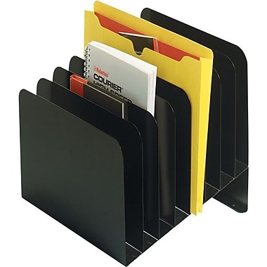 SteelMaster® Incline Vertical Organizers