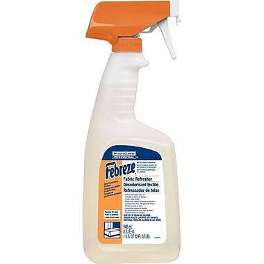 Febreze® Extra Strength Fabric Refresher & Odor Eliminator, Fresh Clean, 32 Oz., 8 Bottles/Case