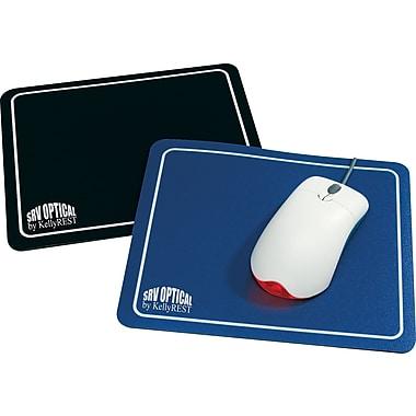 Kelly SRV Optical Mouse Pad, Black, 1/8