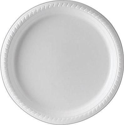 SOLO® Plastic Plates, 10 1/4