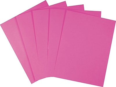 //.staples-3p.com/s7/is/  sc 1 st  Staples & Staples Brights 24 lb. Colored Paper Fuchsia 500/Ream (20109 ...